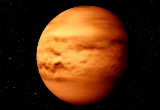 Ученые нашли жизнь на Венере