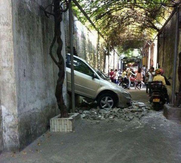 Мазда авто приколы