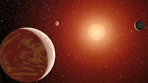 НАСА обнаружила карликовую солнечную систему