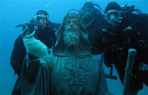 похищение статуи