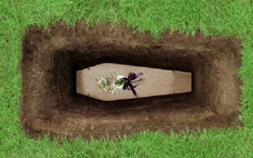 Поляк был чуть не похоронен заживо