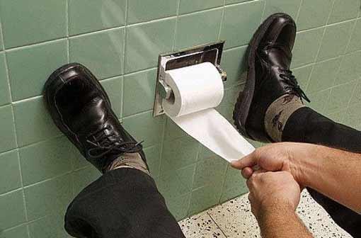 Туалеты с системой электронного мониторинга