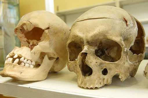 В Новосибирске открыл свои двери Музей смерти