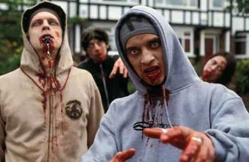 В Великобритании набирают отряд зомби