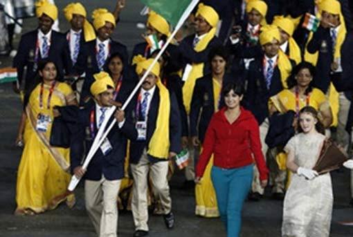 Индия гадает, кто вел команду на открытии London 2012