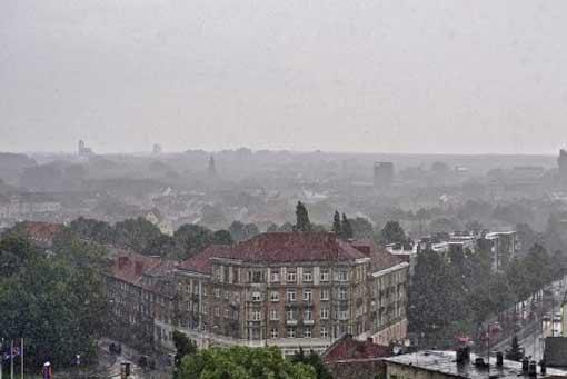В Литве ввели налог на осадки