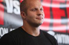 Rizin: соперник Фёдора Емельяненко всё ещё не определён