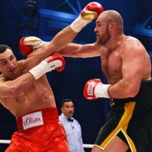 Владимир Кличко проиграл Тайсону Фьюри и лишился чемпионских титулов