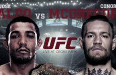 Смотреть новое промо-видео UFC Fight Night 79: Альдо — Макгрегор, 12.12.2015