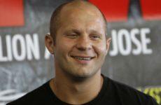 Емельяненко выйдет в ринг 17 апреля 2016 в Нагое