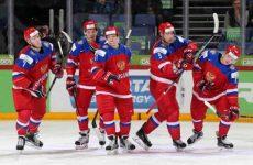 Россия — Словакия хоккей МЧМ-2016: смотреть онлайн видео трансляцию сегодня, 31.12.2015