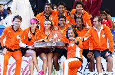 Международная лига по теннису 2015: расписание матчей