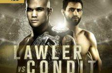 «Лоулер —Кондит» UFC 195: смотреть онлайн промо-видео №1