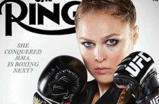 Журнал Ring продолжают критиковать за обложку с Рондой Рози