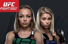 Намаджунас — ВанЗант 11.12.2015: прогноз на бой, файткард и видео превью UFC Fight Night 80