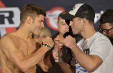 Томсон — Вилласека: смотреть видео повтор боя Bellator 147 от 5.11.2015