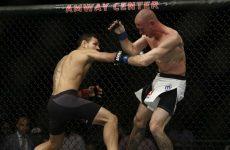 Бонусы UFC on FOX 17: Джонсон, Диаз, Люке и RDA получили по $50 тыс.