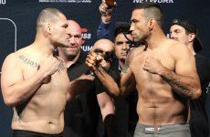 Реванш Фабрисиу Вердум — Кейн Веласкес состоится 6.02.2016 на UFC 196