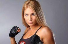 Анастасия Янькова 16 апреля проведёт первый бой в Bellator