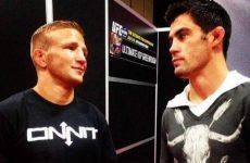 UFC Fight Night 81 церемония взвешивания: смотреть онлайн видео трансляцию с участием Ти Джея Диллашоу и Доминика Круза, 16 января 2016