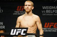 Рэй Борг — Джастин Скоггинс: ещё один бой для UFC 196