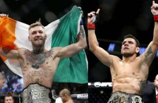 МакГрегор — Дос Аньос: смотреть онлайн первое промо видео к главному бою UFC 197