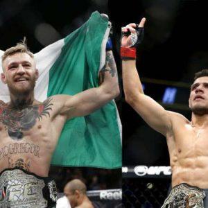 UFC 197: МакГрегор — Дос Аньос, Холм — Тейт 5 марта 2016 в Лас-Вегасе