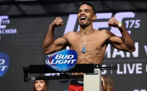 Роб Фонт — Дуглас Силва де Андраде 7.07.2017: прогноз на бой UFC 213