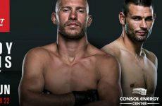 Серроне возглавит UFC Fight Night 82 битвой в полусреднем весе