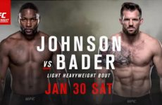 UFC on FOX 18: результаты и время начала шоу от 30.01.2016