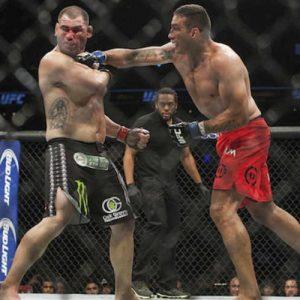 UFC 195 «Вердум — Веласкес»: смотреть онлайн промо-видео №1 к шоу 6.02.2016