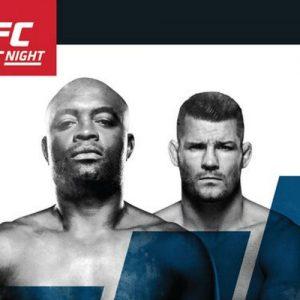 Появился официальный постер к шоу UFC Fight Night 83