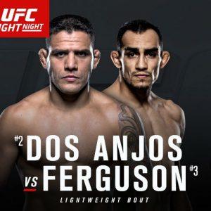 UFC Fight Night 98 файткард: полный список боёв шоу от 5 ноября 2016
