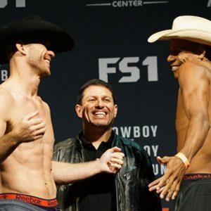 UFC Fight Night 83: время начала, анонс шоу «Ковбой против Ковбоя» от 21 февраля 2016