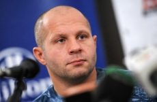 Емельяненко: скорее выступлю в UFC, чем в М1