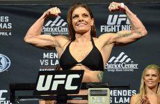Сара Морас выбыла с UFC Fight Night 83, для Мерфи ищут другую оппонентку