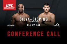 UFC Fight Night 84: Биспинг — Силва. Последнее промо-видео к шоу