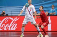 Футзал Россия — Азербайджан 9.02.2016: смотреть онлайн видео трансляцию 1/4 финала Чемпионата Европы