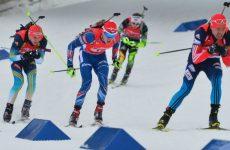 Биатлон гонка преследования мужчины Тюмень 27.02.2016: смотреть онлайн видео потор, запись Чемпионата Европы сегодня