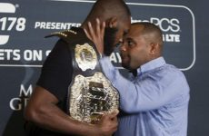 Джон Джонс и Даниэль Кормье сойдутся в мейн-ивенте UFC 197 23 апреля