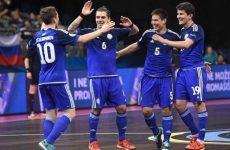 Матч за третье место футзал 13.02.2016: смотреть онлайн видео обзор (голы) Казахстан — Сербия