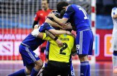 Футзал Казахстан — Испания 11.02.2016: смотреть онлайн видео обзор (голы) матча ЧЕ по мини-футболу сегодня