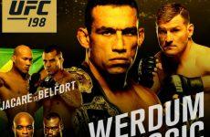 UFC 198: смотрите промо видео к шоу 14.05.2016 в Бразилии
