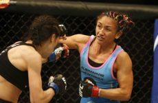 Карла Эспарза готова вернуться в октагон 4 июня на UFC 199