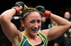 Карла Эспарза вступит в бой с Джулианой Лимой на UFC 197