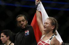 Хизер Джо Кларк и Каролина Ковалькевич встретятся в рамках UFC Fight Night 87