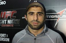Омари Ахмедов — Абдул Разак Альхассан 28.05.2017: прогноз на бой UFC Fight Night 109