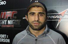 Омари Ахмедов vs. Элизеу Залески 16 апреля на UFC on FOX 19