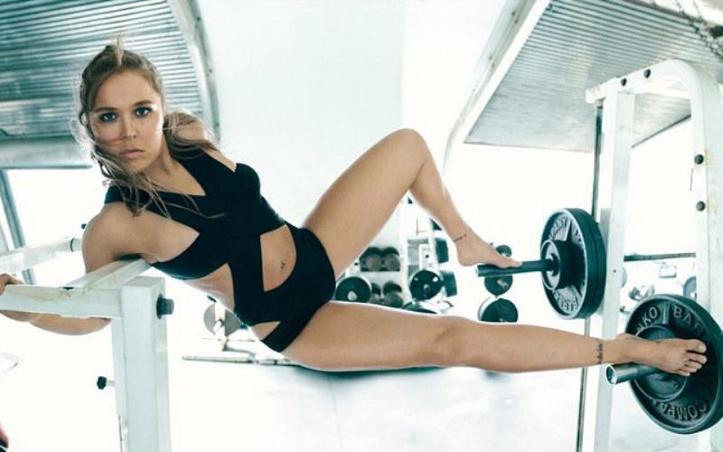 Ронда Роузи: фото бойца UFC, история успеха в смешанных единоборствах