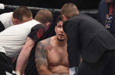 Медицинские запреты UFC Fight Night 85: Мир и Ломбард могут пропустить 180 дней